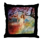 Angel #202 : Throw Pillow