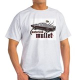 motorized mullet T-Shirt (white)