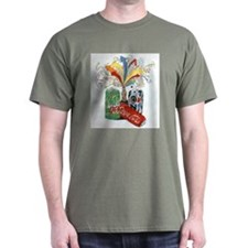 Rainbow man T-Shirt