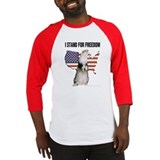 Stand For Freedom - Baseball Jersey