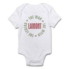 Lamont Man Myth Legend Onesie