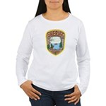 St. Louis County Sheriff Women's Long Sleeve T-Shi