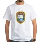 St. Louis County Sheriff White T-Shirt