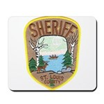 St. Louis County Sheriff Mousepad
