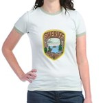 St. Louis County Sheriff Jr. Ringer T-Shirt