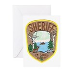 St. Louis County Sheriff Greeting Cards (Pk of 20)