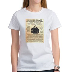 John Wilkes Booth Women's T-Shirt