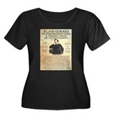 John Wilkes Booth Women's Plus Size Scoop Neck Dar