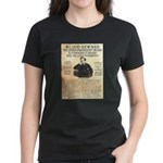 John Wilkes Booth Women's Dark T-Shirt