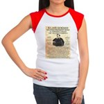 John Wilkes Booth Women's Cap Sleeve T-Shirt