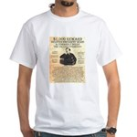 John Wilkes Booth White T-Shirt