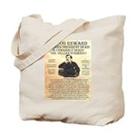 John Wilkes Booth Tote Bag