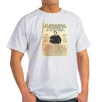 John Wilkes Booth Light T-Shirt