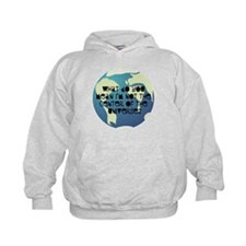 Center of the Universe Hoodie