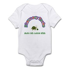 Pharmacy Tech Infant Bodysuit