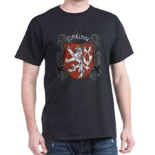 Bohemian Lion Dark T-Shirt