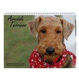 Airedale Wall Calendars