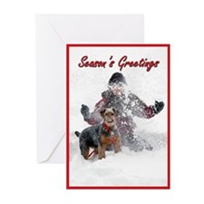 2-oscar_greetingcard Greeting Cards