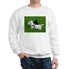 Westie and Scottie Sweatshirt