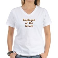 Employee of Month Shirt