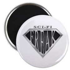 SCIFI SuperFreak(metal) Magnet