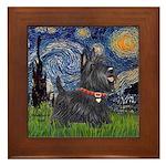 Starry - Scotty (#15) Framed Tile