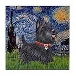 Starry - Scotty (#15) Tile Coaster