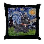 Starry - Scotty (#15) Throw Pillow