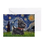 Starry - Scotty (#15) Greeting Cards (Pk of 20)