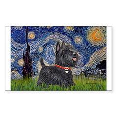Starry - Scotty (#15) Sticker (Rectangle 10 pk)