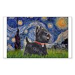 Starry - Scotty (#15) Sticker (Rectangle 50 pk)