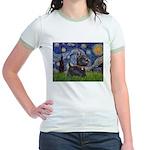 Starry - Scotty (#15) Jr. Ringer T-Shirt