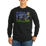 Starry - Scotty (#15) Long Sleeve Dark T-Shirt