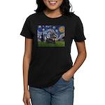 Starry - Scotty (#15) Women's Dark T-Shirt