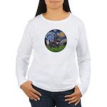 Starry - Scotty (#15) Women's Long Sleeve T-Shirt