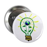 "Going Green 3 2.25"" Button (100 pack)"