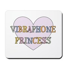 Vibraphone Princess Mousepad