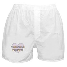 Vibraphone Princess Boxer Shorts