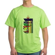 Unique Tibetan buddhism T-Shirt