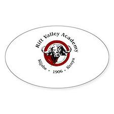 Rift Valley Logo Oval Sticker (10 pk)