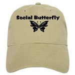 Social Butterfly Cap