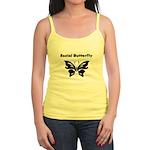 Social Butterfly Jr. Spaghetti Tank