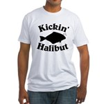 Halibut Fitted T-Shirt