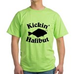 Halibut Green T-Shirt