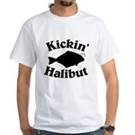 Halibut White T-Shirt