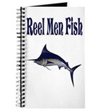 Reel men fish Journal
