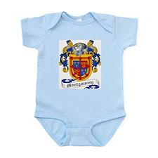 Montgomery Family Crest Infant Creeper