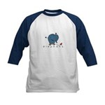 elephant Kids Baseball Jersey