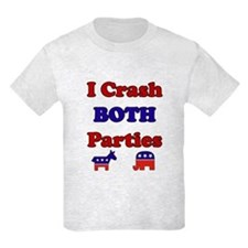 I Crash Both Parties T-Shirt