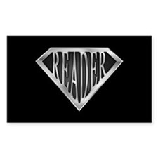 SuperReader(metal) Rectangle Decal